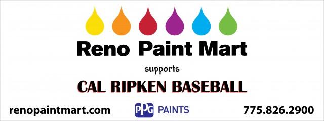 Reno Paint Mart >> Aa Giants Team Sponsors